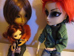 He Arrives: 12 (hillary795) Tags: doll pullip hash taeyang taeyanghash taeyanghashdoll