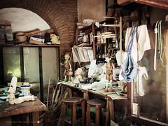 el taller de los sueños (*{monic∂}*) Tags: taller atelier magia pinochio