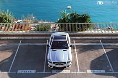 Sport Leicht 63 (Raphal Belly Photography) Tags: paris car sport de french photography eos grey gris mercedes hotel riviera grigio photographie casino montecarlo monaco 63 sl belly exotic 7d passion raphael rb spotting amg supercars raphal marins leicht principality sbm thermes grise sl63 worldcars