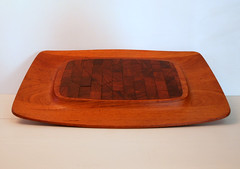 DANSK DESIGN VINTAGE Jens Quistgaard Scandinavian Teak Wood Cheese Cutting Board (Aces Finds Vintage) Tags: wood old home kitchen cheese modern century vintage for design woods sale antique board style collection jens danish era tray dining etsy eames decor rare mid scandinavian dansk teak on quistgaard staved acesfinds