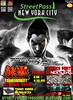 Tekken 3D Prime Edtion Flier -- StreetPass NYC
