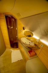Emirates First Class A380 bathroom (Uros P.hotography) Tags: world trip travel food tourism beautiful photoshop plane wonderful bathroom shower airport nice fantastic nikon perfect dubai tour superb drink 1st aircraft seat awesome famous lounge free first sigma tourist class emirates glorious journey airline a380 stunning excellent service crown lovely striking incredible 1020 unforgettable brilliant hdr breathtaking extraordinary aweinspiring remarkable monumental stupendous 380 turism memorable d300 exceptional turist worldfamous photomatix acclaimed brathtaking galayx slod300