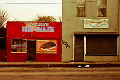 Thelma's Rib Shack (Project.84) Tags: atlanta georgia downtown ribs shack ribshack