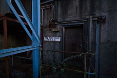 (justyourcofchi) Tags: old uk england urban building history landscape site model flickr industrial photographer wind exploring jet engine rusty aeroplane testing area disused rae tunnels derelict artifacts aerospace ngte pyestock chiarnold justyourcupofchicom justyourcupofchi