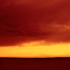 We Are All Made Of Stars (dannyone) Tags: trip travel sunset red summer usa yellow america liberty us colorado dunes amerika travelbug mosca ontherun fernweh vereinigtestaaten dannyone capturethemoment myroadtripamerica usa2011