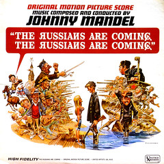 The Russians Are Coming The Russians Are Coming (epiclectic) Tags: music art film illustration vintage movie graphic album cartoon vinyl 1966 retro collection jacket cover lp record sleeve soundtrack atthemovies jackdavis johnnymandel epiclectic