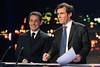 Au journal télévisé de 20h sur France 2