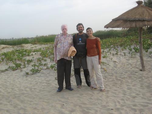 Gambia with Richard