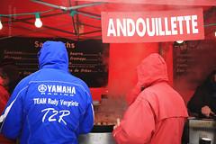 Enduropale : tartiflette, americains, kebabs & vin chaud