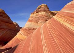 Catch The Wave (jetguy1) Tags: arizona southwest photography nikon sandstone desert sony fineart wave layers redrock thewave nex pariacanyon cyotegulch sonynex7