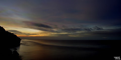 the power of 250 images ! - explore (Teo Morabito) Tags: longexposure sunset bali panorama night nikon tripod bingin teomorabito