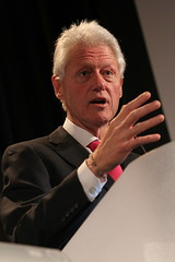 President Bill Clinton (Sustainable_OS_2012) Tags: nyc newyork president billclinton greenbusiness sustainableoperationssummit