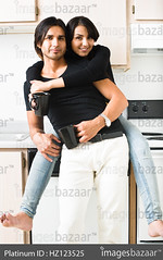 Desi Couple Sharing Morning Chai (Chris Nuzzaco) Tags: boy portrait woman man hot sexy male love home boyfriend cup kitchen coffee girl smiling modern female breakfast standing fun lunch happy togetherness hugging holding nikon girlfriend couple break apartment affection tea indian joy fulllength drinking lifestyle babe romance indoors jeans condo desi mug satisfaction mumbai embrace eastern relationships leaning piggyback twopeople pune chai juhu bonding stylish frontview nutrition refreshment fashionable stockphotography marriedcouple eastindian kitchencounter colorimage lookingatcamera strobist verticalformat d700 chrisnuzzaco imagesbazaar 2530yearold