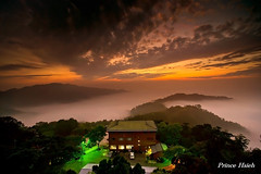 - After Sunset on Yun Dong Landlord Holdings - Sanyi township, Miaoli County (prince470701) Tags: sunset taiwan     miaolicounty sanyitownship  theseaofclouds sonya850 sony1635za yundonglandlordholdings