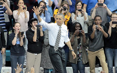 President Obama @ UNC