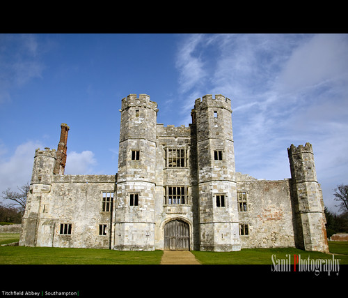 TitchField Abbey - Sanil Photography