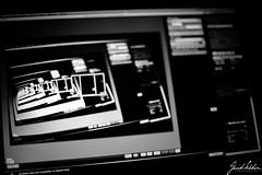 The_Infinite_Screen (erich_zann) Tags: bw white black noiretblanc screen erich nb infinite farid zann ecran kedim