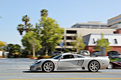 Apollo One. (Charlie Davis Photography) Tags: california ca cold car speed america photoshop canon leaving eos rebel la losangeles insane war driving hand may fast twin super turbo adobe page enzo spaceship tt burnout panning quick bugatti lamborghini coolest loud rare saleens7 fastest v8 built sv edit 2012 drift supercars facebook veyron saleen murcielago s7 wheelspin cs4 acceleration reventon rarest 550d apolloone mostexpensive hypercar supercarsunday t2i charliedavis s7tt aventador lp670 lp700 charliedavisphotography