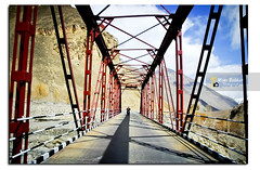 Ride the roads (~FreeBirD~) Tags: bridge india mountains colours compositions vivid explore himalayas himachalpradesh freebird cbz herohonda beautyinnature lovemax manibabbar coloursofindia himalayanexplorer hiddenhimalayas unseenindia manibabbarphotography wwwfacebookcommanibabbarphotography