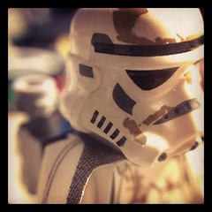 It Came As Is (wingtorn) Tags: storm trooper macro square fun for star phone looking desert lego headshot buddy dirty camo pack stormtrooper cameo wars app droids iphoneography instagram spearofthemoment