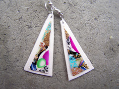 P4110761 (feelingfimo) Tags: handmade jewelry fimo clay earrings polymer