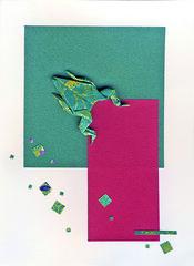 julie savard_origami 001 028 (Julie Savard) Tags: original colors animal collage paper origami papier washi tant chiyogami juliesavard vision:outdoor=0774