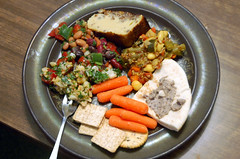 "Potluck Goodies <a style=""margin-left:10px; font-size:0.8em;"" href=""http://www.flickr.com/photos/91915217@N00/13528396813/"" target=""_blank"">@flickr</a>"
