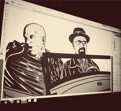 Mais uma chegando :) (Elide Valverde) Tags: art illustration design comic drawing creative inspired parody popculture