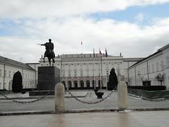 Palais Prsidentiel (TriiXy) Tags: warsaw palais varsovie prsidentiel