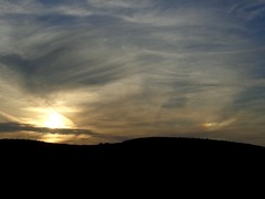 Parhelium (Violet Planet) Tags: nature clouds solar halo effect sundog parhelium