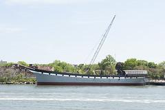 Staten Island Wavertree Caddell Dry Dock (Terese Loeb) Tags: ship statenisland wavertree historicship killvankull southstreetseaportmuseum caddelldrydock