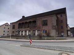 Haus Stubnitz (Manuela Vierke) Tags: germany deutschland town haus insel ruine stadt architektur rgen isle mrz mecklenburgvorpommern 2016 sassnitz stubnitz meckpomm sasnitz