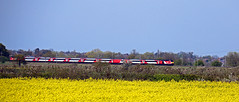 ECML (Richard Brothwell) Tags: yellow trains virgin eaton railways railroads inter rapeseed hst eastcoastmainline vtec ecml class43 intercity125 canonefs18200mmf3556is efs18200mmf3556is canoneos70d eatonlane richardbrothwell virgintrainseastcoast