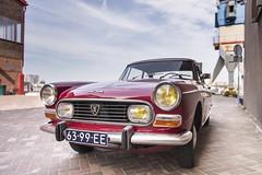 Peugeot 404 Coup (Jan Sluijter) Tags: 404 coupe peugeot