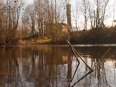 ,  (theonicsolo) Tags: river village russia   antsiferovo