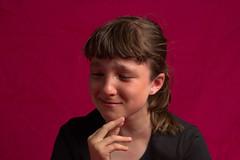 Irene 2 prueba estudio 8 (R.D. Gallardo) Tags: canon eos raw retrato estudio nios nia irene 600d