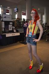 Denver Comic Con 2016 (Limit Breaker Media) Tags: anime nerd misty photo colorado comic geek cosplay outdoor border denver pokemon cosplayer con animecosplay cosplaying denvercomiccon dcc2016
