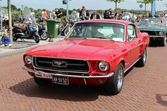 1967 Ford Mustang 2+2 Fastback - AR-51-52