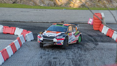 wrc portugal 2016 (s1msn) Tags: street portugal canon de stage rally porto wrc bento sao motorsport skoda 2016 5dmk3