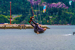 KiteBoarding-7526 (Donovan Walton) Tags: bc canada canvaswrap finearts forest interiordesign landscape nature notlawfilms ocean oceanic sanctuary seatosky squamish wilderness summer 1stdayofsummer kiteboarding windsurfing estuary watersports water sports sport fun goodtimes healthylifestyle healthy health goodhealth