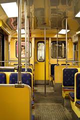 Tunnelbanan 2013-01-23 (Michael Erhardsson) Tags: metro stockholm tunnelbana tbana interir vagn 2013
