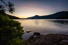 Adirondack Sunrise (pidalaphoto) Tags: camping thenarrowsinlakegeorge wildlife upstateny nature water mountains adirondacks outdoors lake lakegoerge islands newyork