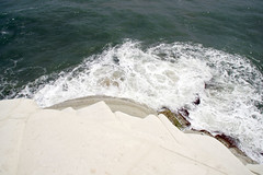 Scala_dei_Turchi_5005 (Manohar_Auroville) Tags: girls sea italy white beach beauty seaside rocks perspectives special scala sicily luigi dei agrigento fedele turchi scaladeiturchi manohar