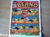 First Edition of The Beano Comic (BuyandSell.ie) Tags: old classic vintage artwork comic antique comicbook beano childrens frontpage dandy productshot whiteborder firstedition collectorsitem valuable classifiedad oldnewspaper 1stedition buyandsell buysell buyandsellie