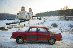Typical Slovakia (ReinierVanOorsouw) Tags: city snow church town czech prague sneeuw czechrepublic kerk lada stad praag tsjechië republiek praque lada1000 travelbeyondbordersmediabeyondbordersreisreizeneuropaeuropeeasterneurope