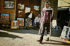 Casablanca. Morocco (H.L.Tam) Tags: life street people sketchbook morocco finepix fujifilm casablanca x10 hltam