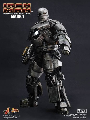Hot Toys Iron Man Mark I