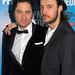 Zach Braff and Paul Hilton