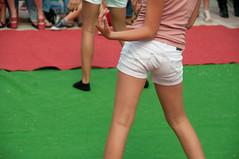amazin backview of girl (Oneras) Tags: sexy ass dance legs young teen schoolgirl piernas