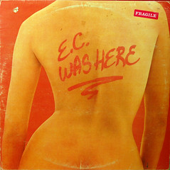 E C WAS HERE (NOTIMEWARP MUSIC) Tags: music records concert drawing live livemusic vinyl blues bands albums collections rockroll ericclapton concerts collecting rockandroll wwwnotimewarpcom ecwashere notimewarpradio
